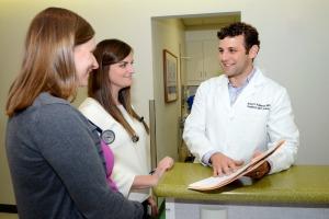 Pediatric ENT Associates Staff