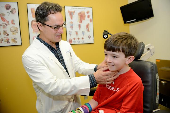 Birmingham Pediatric Neck Masses