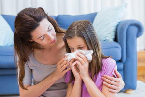 nose bleeds can be medically treated by pediatricians near you