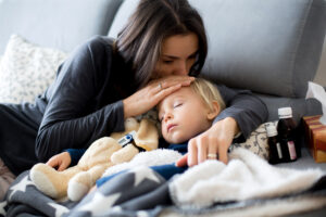 pediatric ear infection symptoms in Birmingham, AL